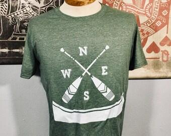 T-shirt, Canoe (Premium Soft)