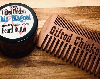 Beard Butter Gift Set, Chic Magnet