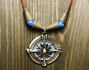 Necklace, Compass