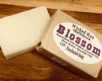 Bar Soap (Handmade), Blossom