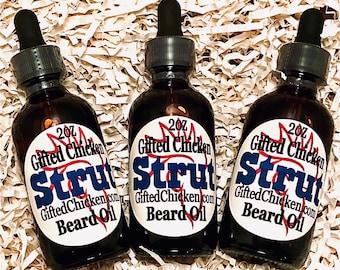 Beard Oil, Strut