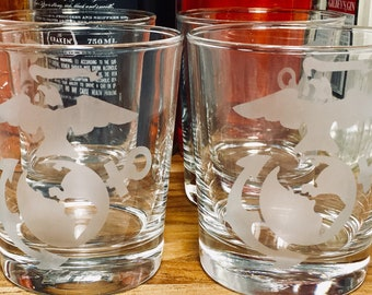 Whiskey Glasses, Marines