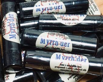 Cologne Stick, Myrrh'der 3 Pack