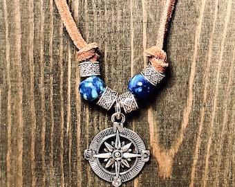 Necklace, Compass