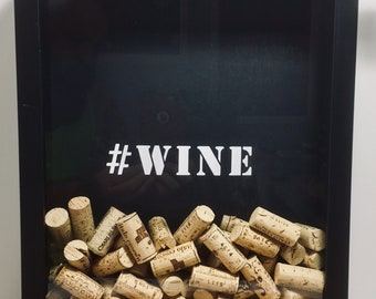 Shadow Box, Wine Corks