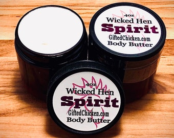 Body Butter, Spirit