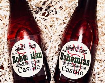 Castile Soap, Bohemian  (Hemp)