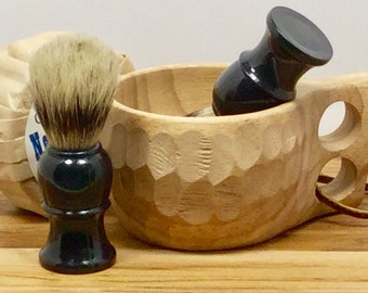 Shave Brush (Boar Hair)