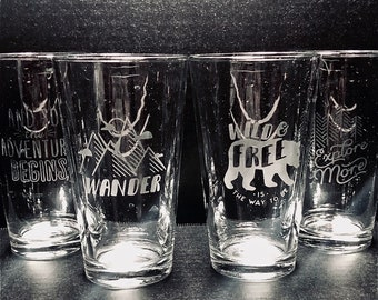 Beer Glasses, Adventure