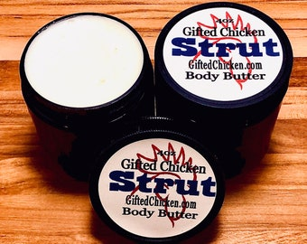 Body Butter, Strut