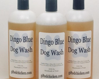 Dog Wash, Dingo Blue