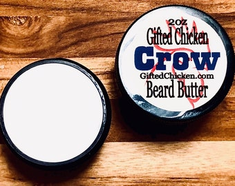 Beard Butter, Crow