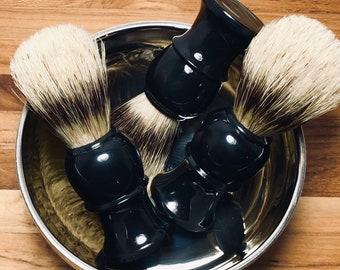Shave Brush, Black