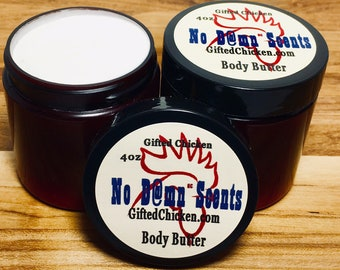 Body Butter, No D@mn Scents