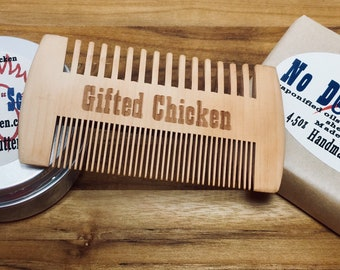 Beard Butter Gift Set, No D@mn Scents