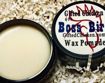 Wax Pomade, Boss Bird