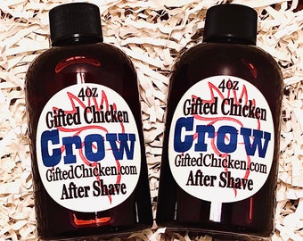 After Shave, Crow