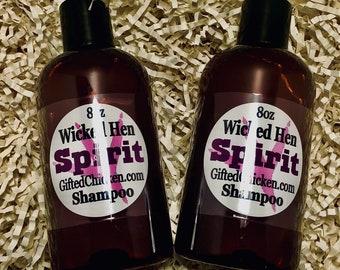 Shampoo, Spirit