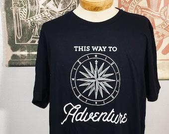 T-shirt, Compass (Premium Soft)