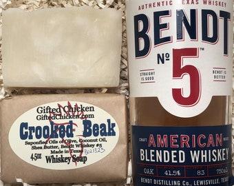 Whiskey Soap, Crooked Beak
