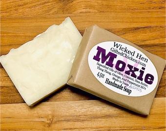 Handmade Soap, Moxie