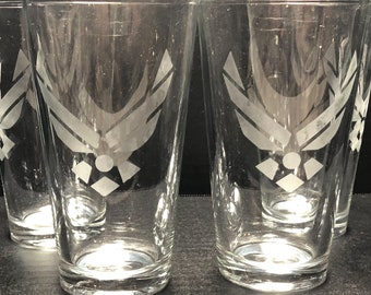 Beer Glasses, Air Force