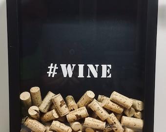 Shadow Box, Wine Corks