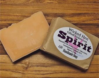 Handmade Soap, Spirit