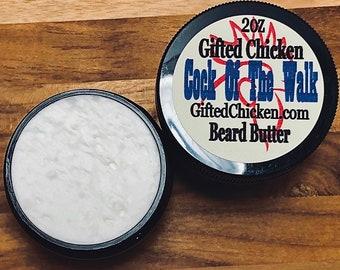 Beard Butter, Cock Of The Walk