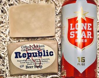 Beer Soap, Republic