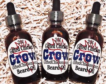 Beard Oil, Crow