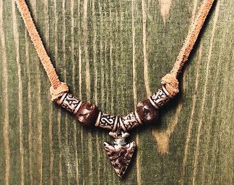 Necklace, Arrowhead
