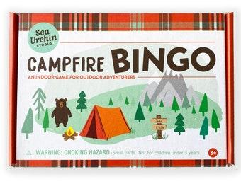 Campfire Bingo
