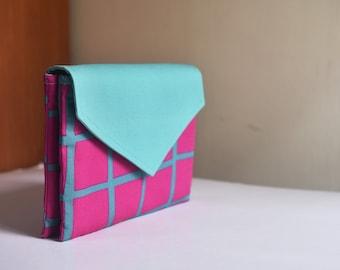 Twin Clutch Pattern | PDF Sewing Pattern | Bag Sewing Pattern