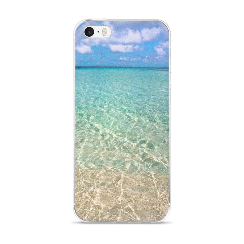 competitive price 9d2cd 670ad Custom Phone Case iPhone X Case Pretty Pastel iPhone 7 Plus Samsung Galaxy  S6 Girly Abstract Nature Phone Case Beach Ocean Cool Unique