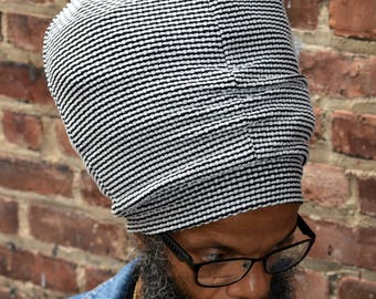 b71671e6bf3 Men - City Stretch Hat - Locs Hat - Rasta Hat - 5 Length Options