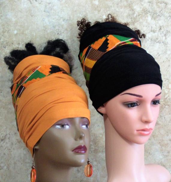 Kente Love Locs Hair Hugger Dread Locs Socks Women Etsy