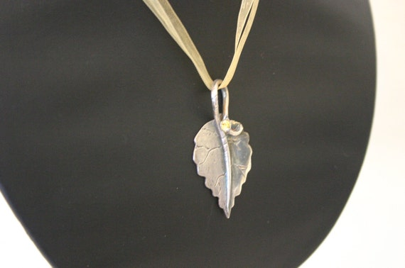Recycled Fine Silver Leaf