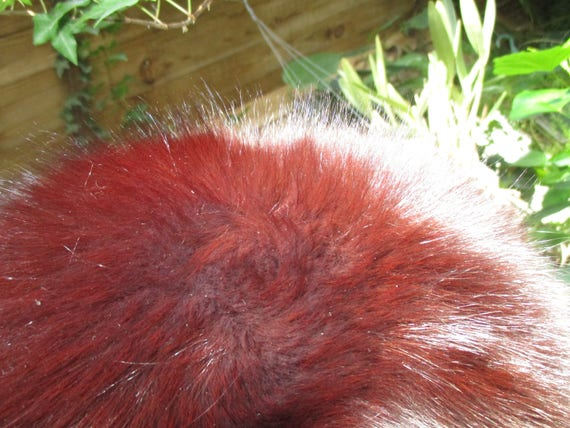 Jacobson's Fur Hat 60's  Women's  Rabbit Fur Wint… - image 6