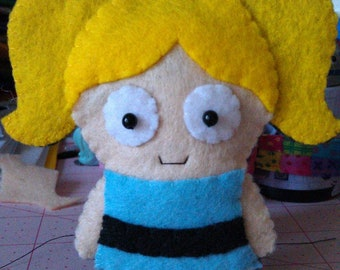 Bubbles from The Powerpuff Girls