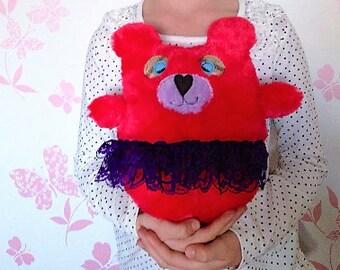 Marshmallow The Bear - Plush / Pillow
