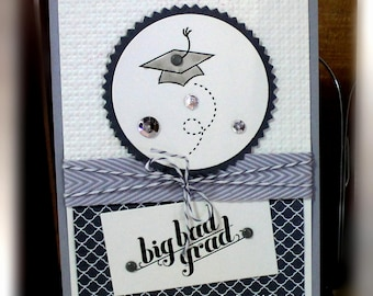 Stampin' Up Graduation Card
