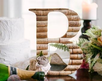 rustic wedding monogram - rustic wedding decor - wedding gift ideas