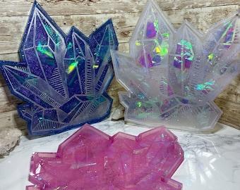 Crystal Shaped Tray