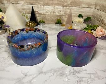 Decorative Resin Pots/Bowls