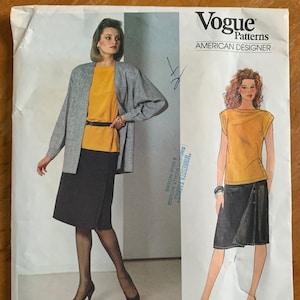 b30 Vintage 1940s Sewing Pattern Womens Box Coat Raglan Sleeve Square Shoulders Simplicity 4759