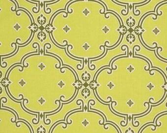 Antler Damask Rowan Fabrics  Joel Dewberry PWJD089 Birch Farm Sage BTY