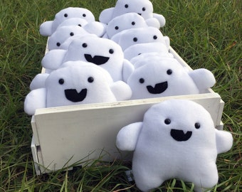 Adipose Doctor Who parody plush - In Stock