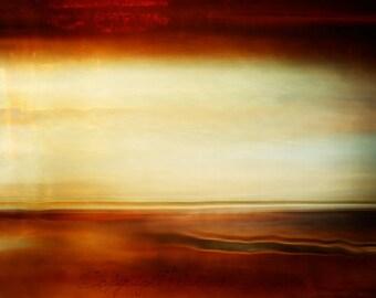 Desert Sea.  Original Fine Art Photograph.  Giclee.  Museum Print