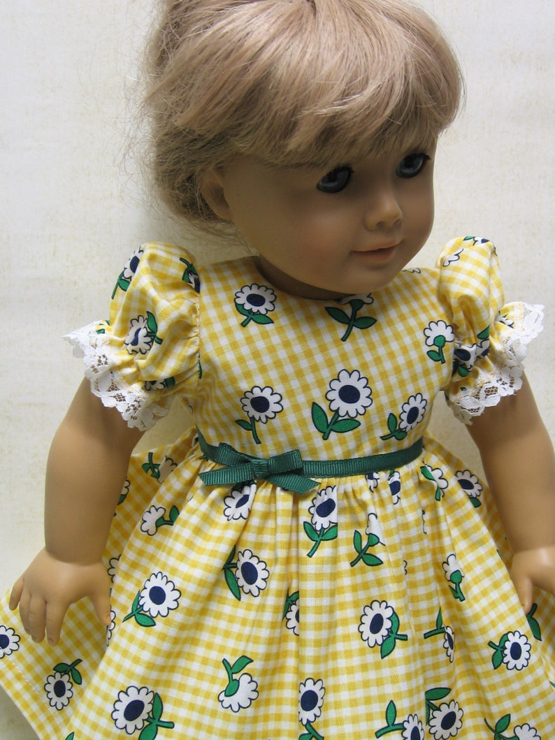 DOLL CLOTHES 4 BABY ALIVE SUN DRESS W//PANTIES BITTY BABY denimun pink